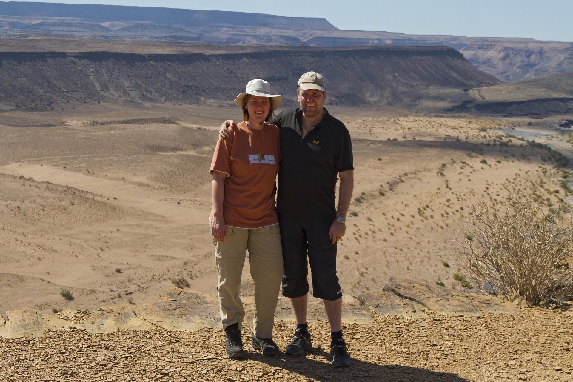 """Doris Jachalke und Michael Voß Motivkalender """"Faszination Afrika"""""""