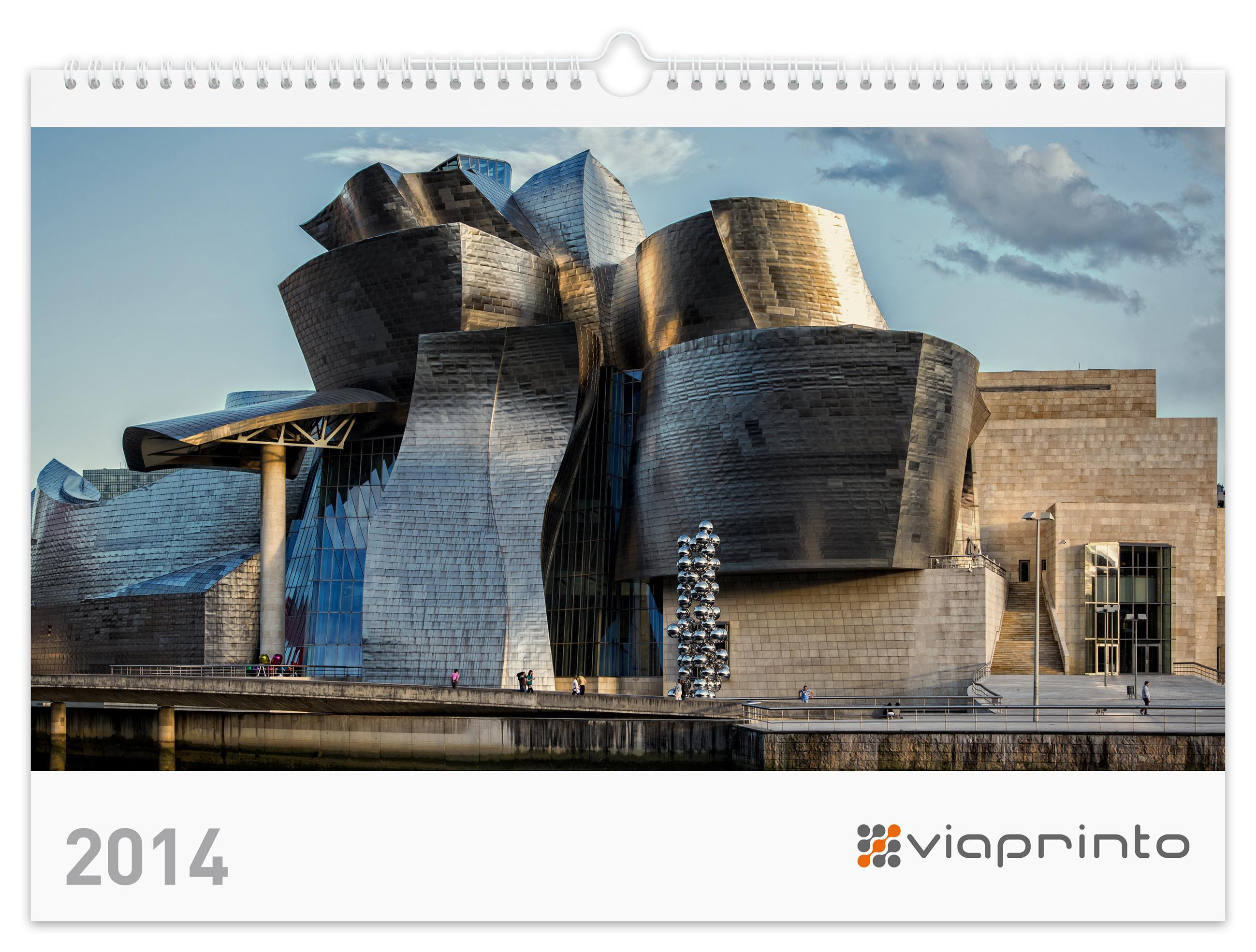 Gerhard Wöhr Motivkalender Moderne Architektur in Spanien