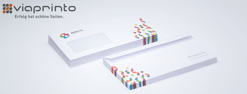 Briefumschläge Erhalten Einzug Ins Portfolio Viaprinto Blog