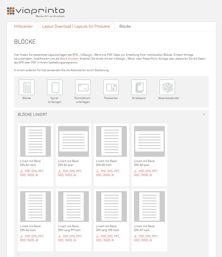 Für das schnelle Gestalten: Kostenlose Templates für Mediendesigner ...
