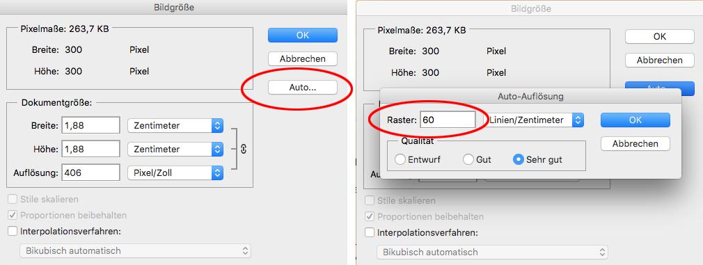 Pixel Bit Und Dpi Maße Zwischen Screendesign Und