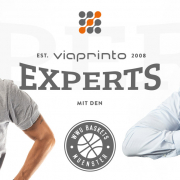Blogheader viaprinto experts: Christian und Baris