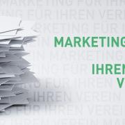 Blogheader Marketing für Ihren Verein