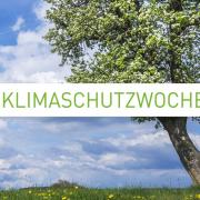 Blogheader zu den Klimaschutzwochen