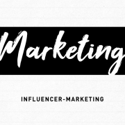 Blogheader zum Thema Influencer-Marketing