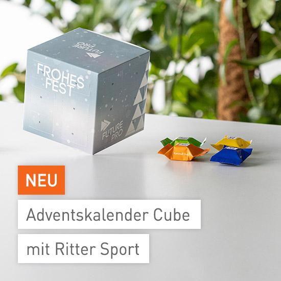 adventskalender cube bei viaprinto