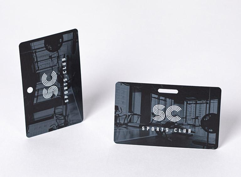 Plastikkarten Drucken Lassen Viaprinto Online Druckerei