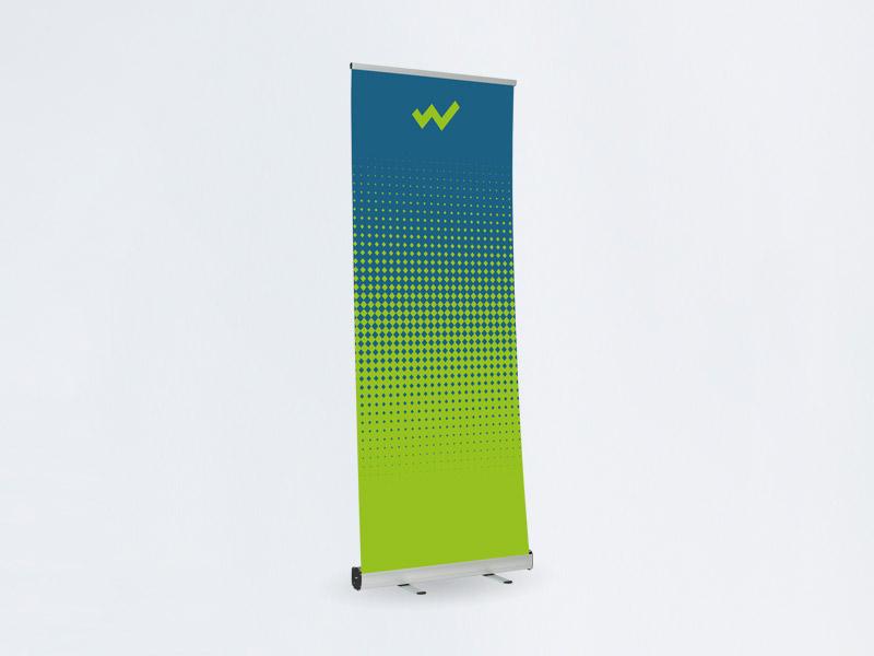 beachflag gestalten